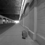 Robin Peck. Toronto Tunnel Blocks. Offsite. Photo: Peter MacCallum