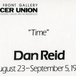 Dan Reid. Invitation