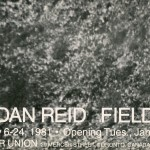 Dan Reid. Invitation.