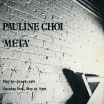 Pauline Choi. Invitation.