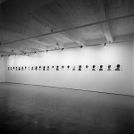 Arnaud Maggs. Installation view. Main Gallery. Photo: Peter MacCallum