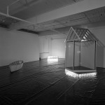 Eva Brandl. Installation view. East Gallery. Photo: Peter MacCallum.