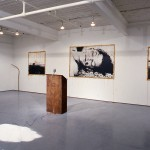 Ron Benner. Installation view. West Gallery. Photo: Peter MacCallum.