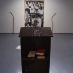 Ron Benner. Installation view. West Gallery. Photo: Peter MacCallum.