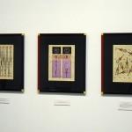 Gerard Pas. Triptych II. Installation view. West Gallery. Photo: Peter MacCallum.