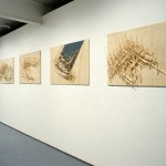 Kawamata. Installation view.