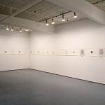 Nicole Jolicoeur. Installation view. East Gallery. Photo: Peter MacCallum