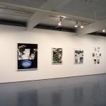 David Sylvestre. Installation view. Photo: Peter MacCallum.