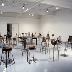 Walter May. Installation view. East Gallery. Photo: Peter MacCallum