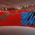 Diane Gagne. Installation view. West Gallery. Photo: Peter MacCallum.
