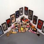 Annette Messager. Histories des Petites Effigies Installation view. Photo: Peter MacCallum.
