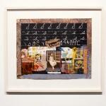 Jane Ash Poitras. Blackboard Series. Installation view. Photo: Peter MacCallum.