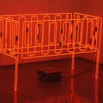 Ben Smit. Neon Crib. Installation view. Photo: Peter MacCallum