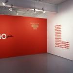 Julie Arnold. Installation view. Photo: Peter MacCallum