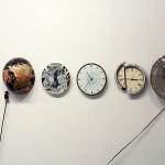 Mille Chen & Warren Quigley. Clockwork. Installation view. Photo: Peter MacCallum