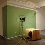 Eric Glavin, Care-Taker. Installation view. Photo: Peter MacCallum.
