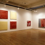 Paul Collins. Main Gallery. Installation view. Photography by Cheryl O'Brien.