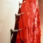 Yasufumi Takahashi. Installation view. Main Gallery. Photography by Cheryl O'Brien.