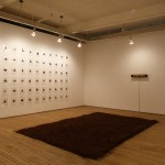 Su-An Yun. Installation view. Main Gallery. Photography by Cheryl O'Brien.