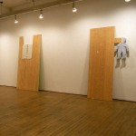 Philip Grauer. Installation view. Main Gallery. Photography by Cheryl O'Brien.