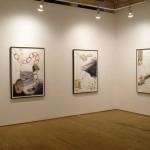 Gretchen Sankey. Installation view. Main Gallery. Photography by Cheryl O'Brien.