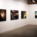 Katya Brailovsky. Carrillo Gil. Installation view. Photographs by Simon Glass.