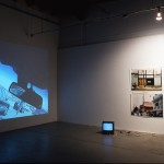 Roberto de la Torre. Flying Shoes. Installation view. Photographs by Simon Glass.