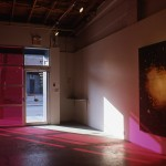 Jennifer Murphy and Chris Rogers. Installation View. Front Gallery. Photography by Brian Piitz.