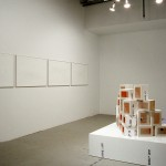 Derek Sullivan. Installation view. Back Gallery. Photography by Brian Piitz.