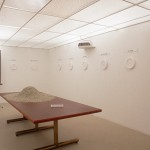 Internationale Virologie Numismatique. Installation View. Back Gallery. Photography by Brian Piitz.