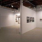 Emmanelle Léonard. Installation view. Front Gallery. Photography by Brian Piitz.
