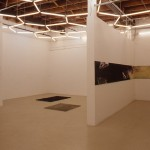 An Te Liu. Ether. Michael Meredith. Grounded. Installation view. Photography by Brian Piitz.