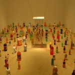 Nobuyuki Takahashi. Installation View. Back Gallery.