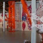Liz Miller. Installation view. Front Gallery.