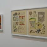 Diane Borsato. Installation view. Front Gallery.