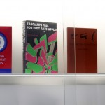 David Stein, Unlikely Library, 2008. Modified Books. Photo: Jon Sasaki.