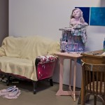 Tricia Middleton. Installation view. Back Gallery.