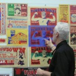 Archival poster show from the collection of Michael Parke-Taylor.