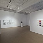 Group show. Installation View, Front Gallery