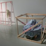 Justin Stephens. Installation view. Back Gallery.