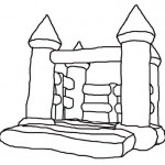 Bouncy Castle Drawing 3