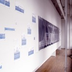 Patriciu Calimente. Installation view. Window. Photography by Cheryl O'Brien.