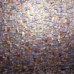 Auriane Sokoloski. Installation view. Back Gallery. Photography by Brian Piitz.