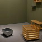 Shinobu Akimoto. Installation view. Back Gallery. Photography by Simon Glass.