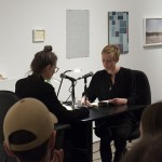 Lisa Robertson and Hadley Howes reading from Cinema of the Present