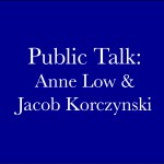 Carousel823_Anne Low_Public Talk
